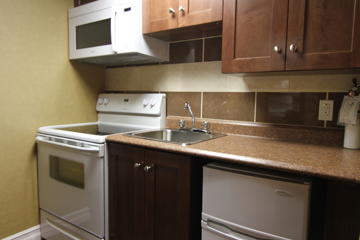 Kitchenette Suite Marystown Hotel Convention Centre